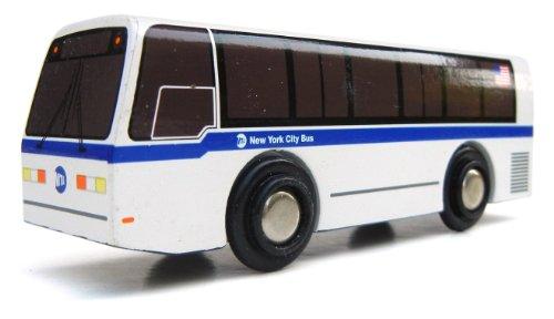 Munipals MP01-2102 Wooden Nova RTS-06 New York City NYC Bus