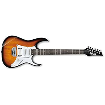 Ibanez GRG140-SB - Guitarra eléctrica, color sunburst: Amazon.es ...