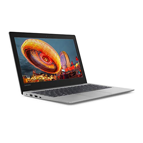 "Lenovo IdeaPad S130 14"" HD Cloudbook – (Intel Celeron N4000 Processor, 4GB RAM, 64GB eMMC, Windows 10 S bundled with Office 365 Personal) - Grey"