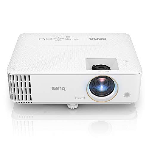 BenQ DLPプロジェクターTH585 FHD 3500lm 低遅延 ゲーミング ゲームモード HDMI スピーカー10w 高速 スポーツ&ゲーム 応答速度16ms 3D対応