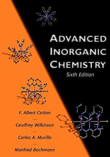 Best advanced inorganic chemistry Reviews