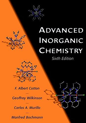 Advanced Inorganic Chemis