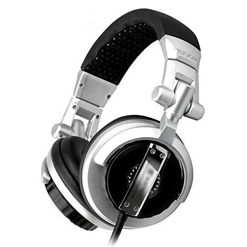 N \ A Auriculares para Juegos para PC, Sonido Virtual 7.1 Strong Bass con micrófono con cancelación de Ruido Plug & Play para computadoras portátiles, Videojuegos.