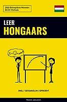 Leer Hongaars - Snel / Gemakkelijk / Efficiënt: 2000 Belangrijkste Woorden