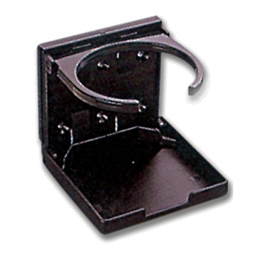 Navyline Kunststoff Klapp Getränkehalter, Farbe:schwarz