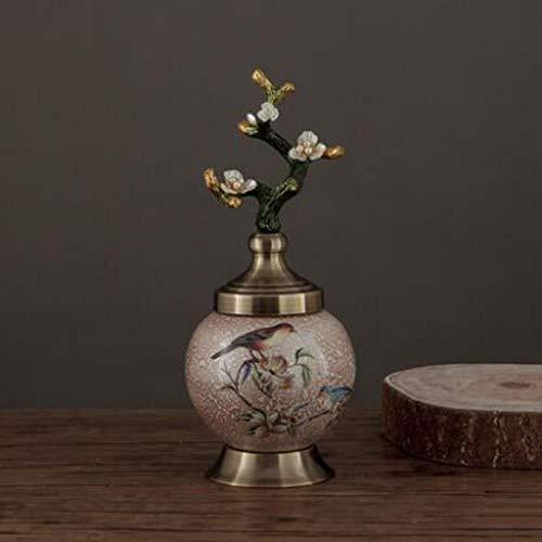 Yener Europese Klassieke Luxe Keramische Vaas Ornamenten Decoratie Ambachten Huis Woonkamer Standbeelden Koffiebar desktop retro beeldjes Kunst, style5