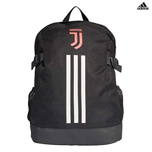 JUVENTUS Zaino Sportivo 2019/20-100% Originale - 100% Prodotto Ufficiale - Colore Nero - Volume 15 Litri