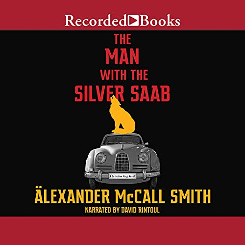 The Man with the Silver Saab: Detective Varg, Book 3