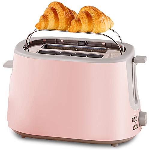 Broodrooster, Huis 2 Stuk Ontbijt Roestvrij Staal Roosteren Spit Driver met Verborgen Grill Thuis Moet Hebben Toaster