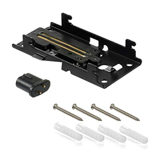 Black Wall Mount Bracket for Bose SlideConnect WB-50 (UFS-20),Soundtouch 300 Soundtouch 520,CineMate 520,Lifestyle 525 535 III,Lifestyle 600