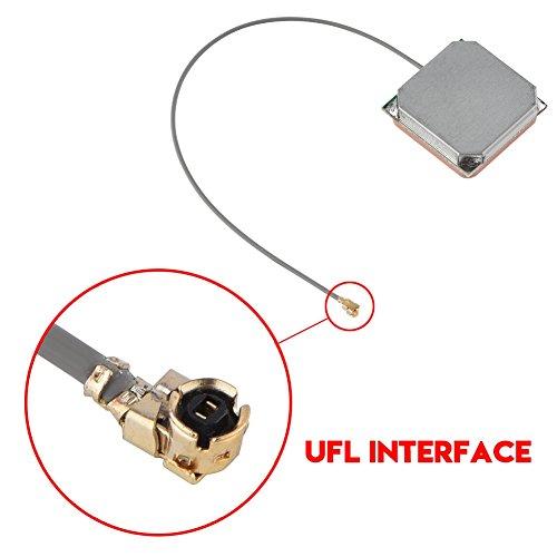 Krachtige keramische GPS-antenne, 28 dB Krachtige keramische GPS-navigatieantenne Ingebouwde actieve antenne voor zeevarenden
