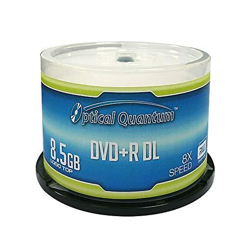 dvd doble capa fabricante Otptical Quantum
