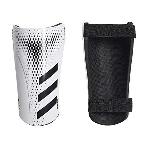 adidas Predator 20 Training Shin Guard(unisex-adult) White Small