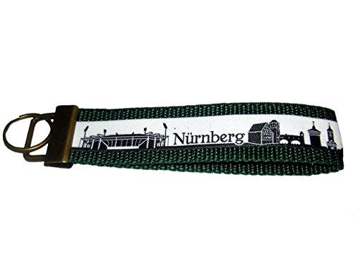 1x Nürnberg ANTIK Schlüsselanhänger - Farbauswahl