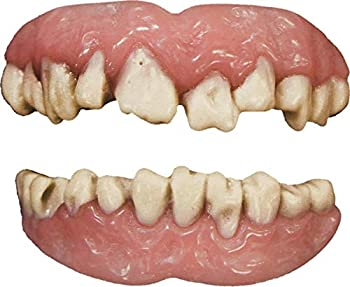 Tinsley Transfers Zombie Teeth Adult Accessory