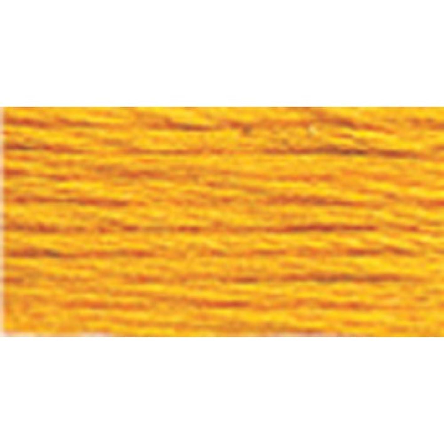 DMC 117-972 6 Strand Embroidery Cotton Floss, Deep Canary, 8.7-Yard cgqujvkaium513