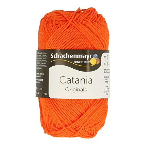 Schachenmayr Catania 9801210-00189 jaffa Handstrickgarn, Häkelgarn, Baumwolle