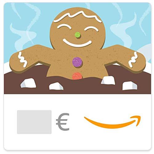 Digitaler Amazon.de Gutschein (Lebkuchenmann)