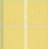 Möbelstoff LOMATO 304 Karomuster Farbe gelb als robuster