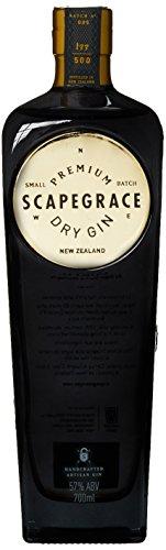 Scapegrace Gold Premium Dry Gin (1 X 0.7 L)