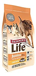 Complete nutritionally balanced dog food Contains highly digestible chicken providing the correct level of protein Specially formulated food suitable for young dogs from 6 months of age Provide sustained energy and stamina Maintenance of strong muscl...