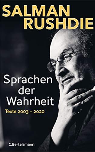 Sprachen der Wahrheit: Texte 2003-2020