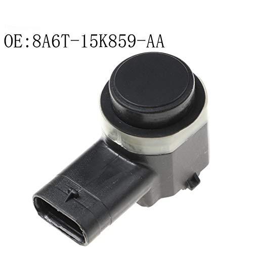 Radar de marcha atrás Parking del coche del detector del sensor del estacionamiento pegatina de sensor de aparcamiento PDC sensor de aparcamiento for Ford Lincoln 8A6T-15K859-AA 9G9215K859AB Sensor de