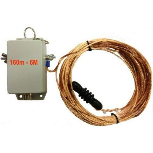 Taurus 160M-6M Multi-Band Long Wire Dipole Antenna - inc WARC Bands