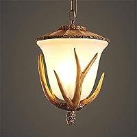 JYDQM シャンデリア、ペンダントライト、インダストリアルライト装飾ランプ、レストランバー通路階段バルコニー