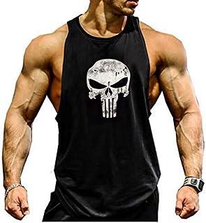Bodybuilding Gym Tank Tops Workout Fitness Vest For Men