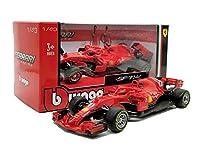 ブラーゴ 1/43 フェラーリ F1 SF71H キミ・ライコネン Bburago 1/43 2018 FERRARI FORMULA 1 F1 SF71H #7 Kimi Raikkonen レース スポーツカー ダイキャストカー Diecast Model ミニカー