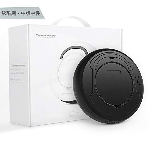 SmartKehrroboterGerät Geschenkfaul Staubsaugercool schwarz-chinesische Version neutral