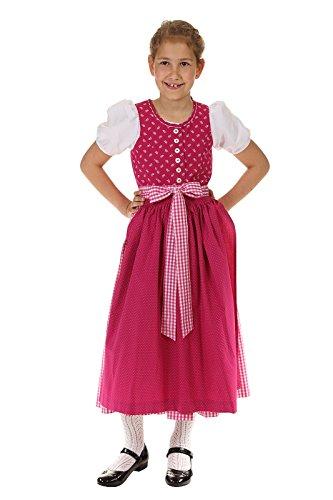 Hammerschmid Kinder Baumwolldirndl Murtensee 67006