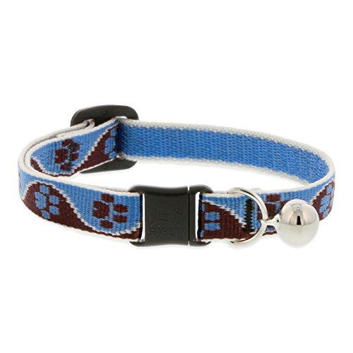 Collarways Lupine 1/2'colección clásica Funda Ajustable Gato Seguridad...
