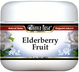 Elderberry Fruit Salve (2 oz, ZIN: 520031) - 3 Pack