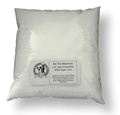 Witts Complete Sugar Cure - 5 Lb. Bag