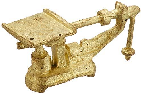 さかつう 上皿さお秤(うわざらさおばかり、はかり) 未塗装キット HO(1/87) 1522