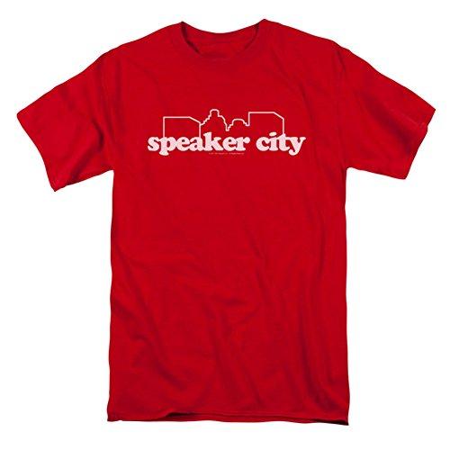 Old School - Speaker City T-Shirt Size XL
