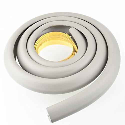 Proteger El artículo se Puede Utilizar para Madera, Vidrio Exquisitamente diseñado Durable Hermosa Madera Proteger Artículo Gris Blanco, Uniquelove