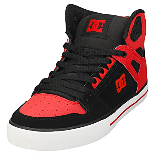 DC Shoes Pure High-Top - Leather High-Top Shoes for Men - Hi Tops - Männer