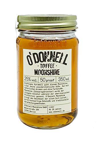 O´Donnell Moonshine Toffee Likör 0,35l 25% vol.