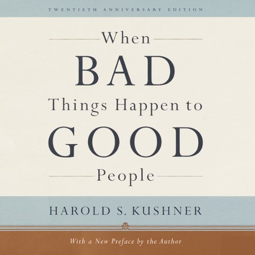 When Bad Things Happen to Good People cover art