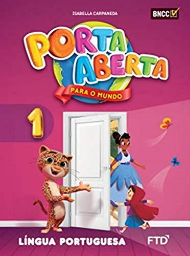 Conjunto Porta Aberta -Português - 1 Ano