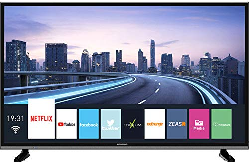 GRUNDIG 55 VLX 7850 BP – El televisor UHD