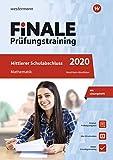 FiNALE Prüfungstraining Mittlerer Schulabschluss NRW Mathe 2020