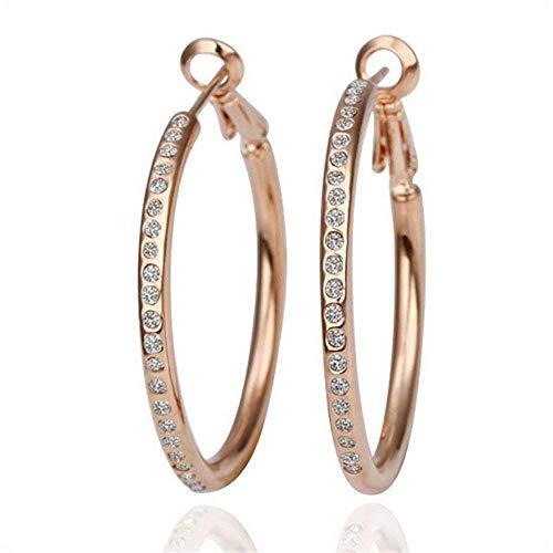 Women's Fashion Hoop Earrings