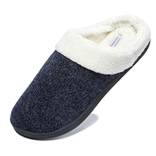 [NeedBo] スリッパ メンズ 冬ルームシューズ レディース もこもこ 防寒サンダル あったか ファー付き 防滑 おしゃれ 来客用 オフィス 室内履き