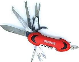 Geepas Stainless Steel 15 In 1 Multi Tool Gt59024