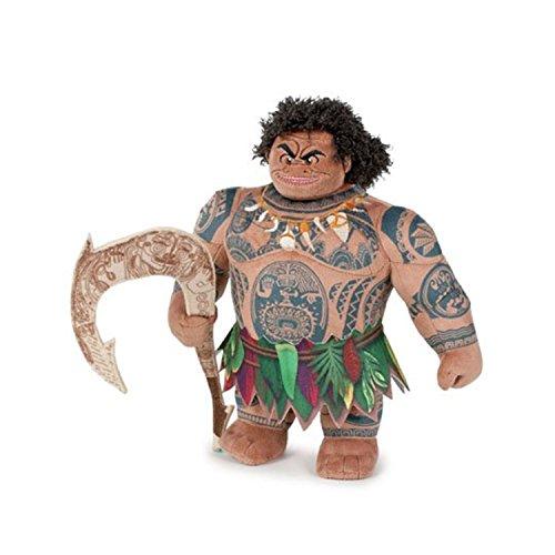 Peluche di MAUI dal film Disney 2016 OCEANIA Moana Vaiana 25cm