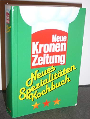 Neues Spezialitäten Kochbuch Kronen Zeitung